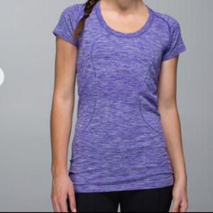 Lululemon| Run Swiftly Tech Short Sleeve Scoop